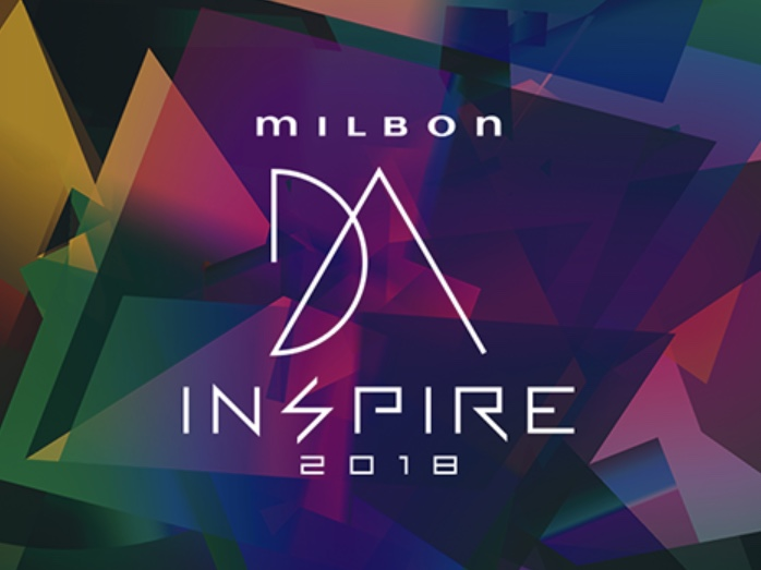 MILBON  DAインパイア2018  受賞