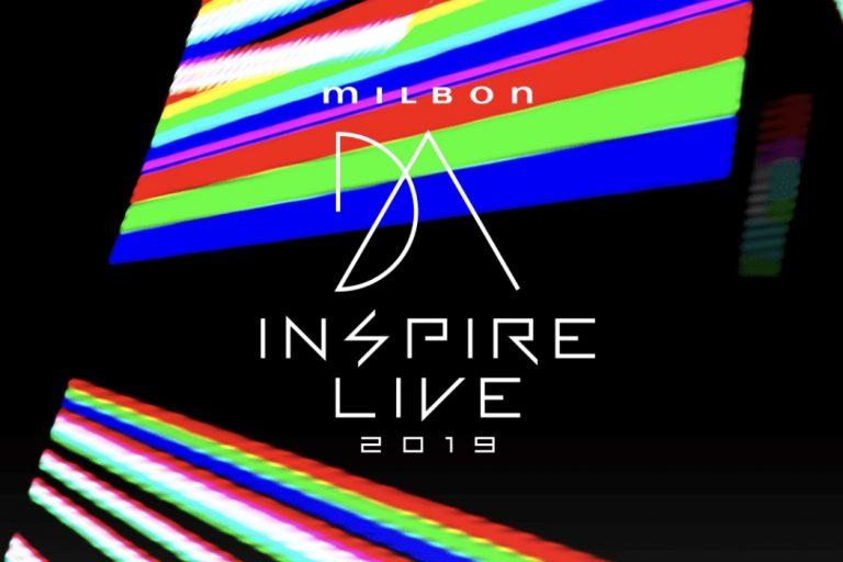 MILBON  DA インスパイアライヴ 2019  受賞